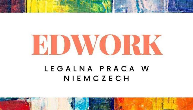 Legalna praca w Niemczech OD ZARAZ Magazyny/Produkcje dla wszystkich!E