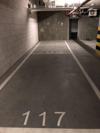 Wynajme miejsce parkingowe na Mokotowie