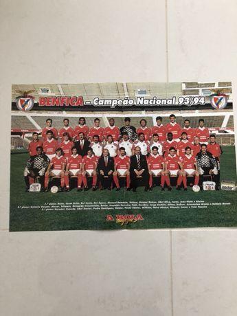 Poster do Benfica