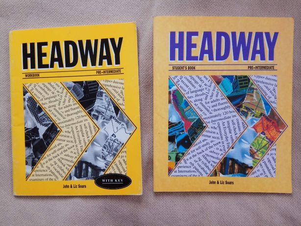 В отл сос. Комплект HEADWAY Pre-Intermediate Student's Book Workbook