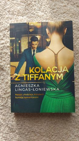 Kolacja z Tiffanym. Agnieszka Lingas-Łoniewska