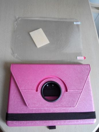 Поворотный чехол (обложка) с клавиатурой для iPad, планшетов, новый