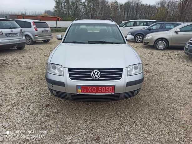 Продам volkswagen passat b5+ свіжий.