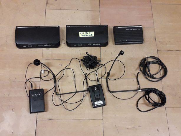 IMG Stage Line TXS-132SET Mikrofony Bezprzewodowe 2 koplety