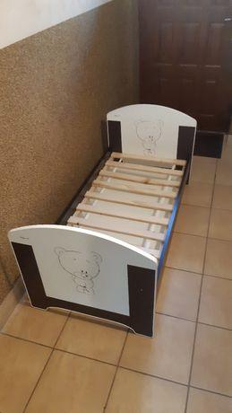 Łóżko dziecięce 140x70