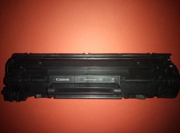 Оригинальные! Картридж CANON 728 и HP 85A для принтеров МФУ CANON и HP