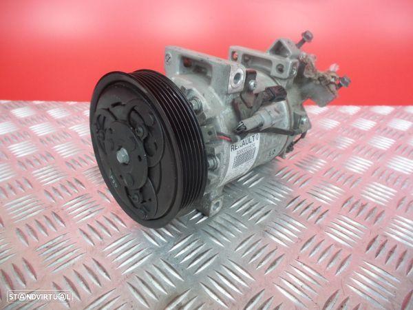 Compressor Do Ar Condicionado Renault Clio Iv (Bh_)