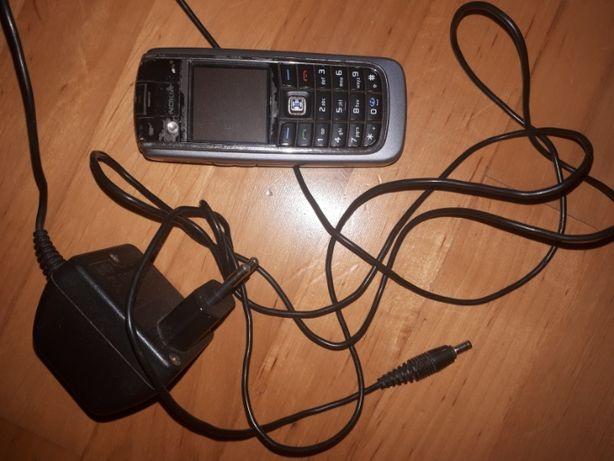 Telefon Nokia + ładowarka