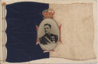 D. Manuel II - Raro postal