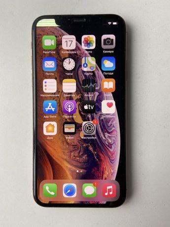 iPhone Xs 256 Gb Gold