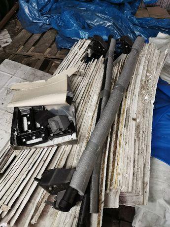 bagażnik dachowy poprzeczka tema bmw 1