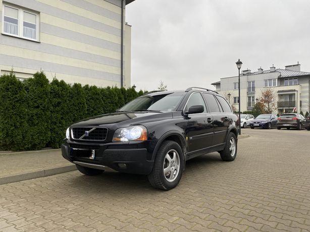 Aktualne Volvo xc90 2.9 biturbo 7 osobowy