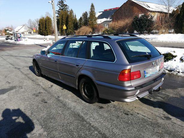 BMW e39 2.5 tds 525 automat hak kombi