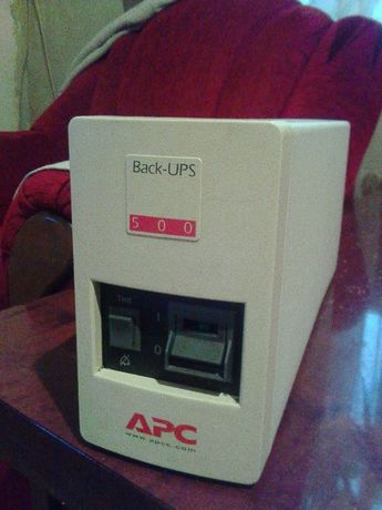 Продам блок бесперебойного питания BACK-UPC 500 APC