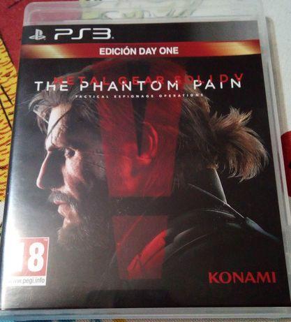 Metal Gear The Phanton Pain
