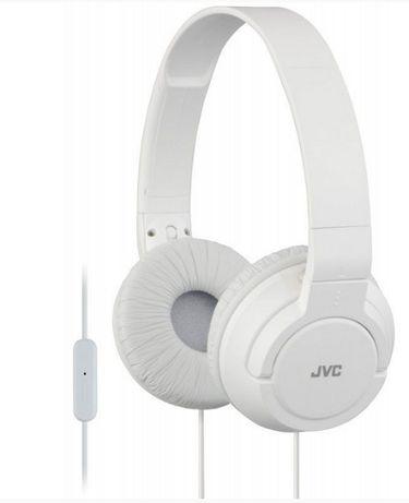 Słuchawki przewodowe nauszne Do Apple JVC HA-S185 Gwarancja
