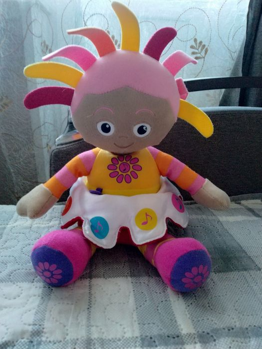 Мягкая игрушка музыкальная кукла Мариуполь - изображение 1