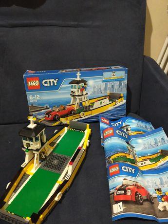 Klocki LEGO city 60119