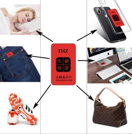 Квантовый чип Terahertz для ускорения потока и скорости микроциркуляци