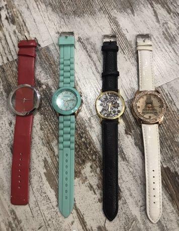 Zestaw zegarków damskich 5 szt stan bardzo dobry
