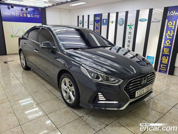 Hyunday sonata 2014 LPG/LPI газ под заказ авто из кореи