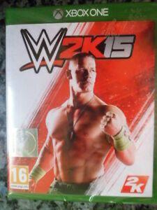 W2k15 Wrestling Xbox One