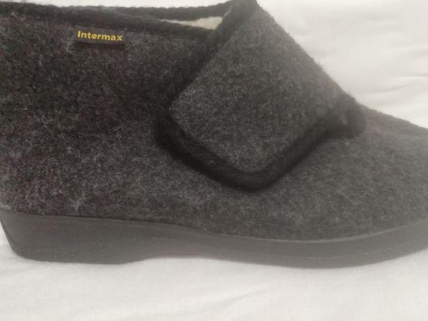 Intermax тапочки ботинки бурки р 41 ст. 26 см