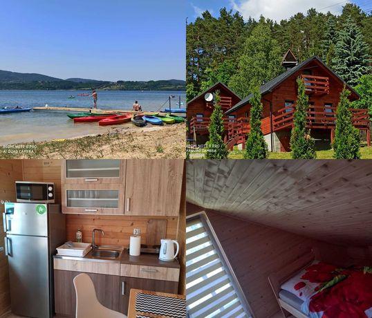 Domek na wynajem - Noclegi - Domki - Energylandia - Góry - Jezioro
