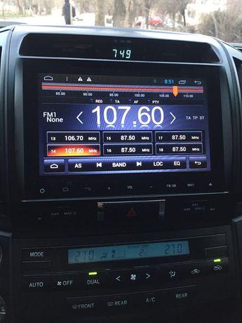 ШГУ Магнитола на Toyota Land Cruizer 200