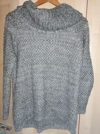 Sweter gruby S/M
