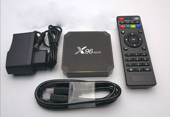 Android Smatr TV приставка X96 Mini