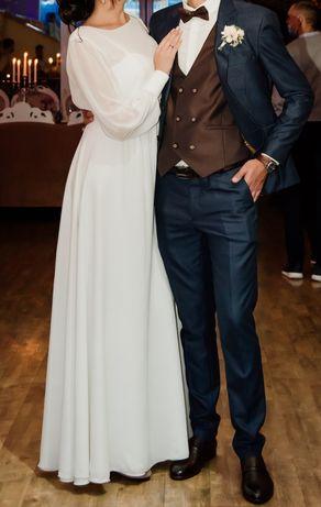 Свадебное платье,платье на роспись