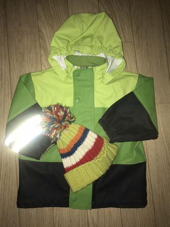 Грязепруф, дождевик, куртка р-р86