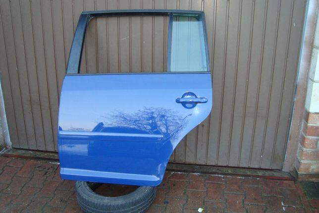Drzwi lewy tył LL5M VW Turan