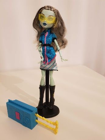 Lalka Monster High Frankie Stein Scaris