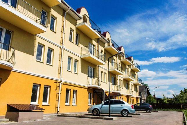 Квартира с документами в новом клубном доме Вересковый 10