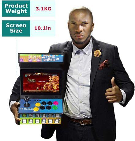 Automat Retro Konsola Arcade Najlepsze kultowe Gry SEGA GBA NES SNES