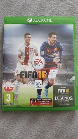 -= gra XBox One Fifa 16 polska wersja =-