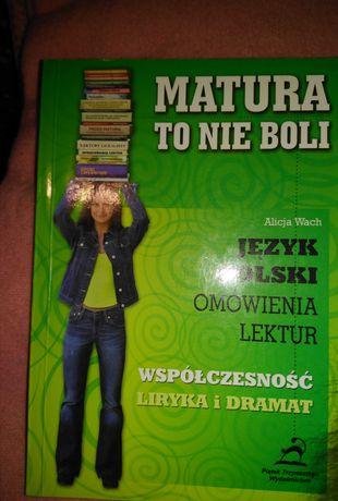 Język polski repetytorium matura omówienia lektur, opracowania