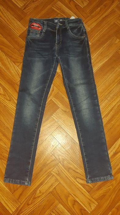 Продам теплые джинсы Бобровка - изображение 1