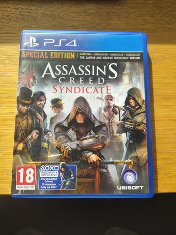 Assassin's Creed - Syndicate (PS4)
