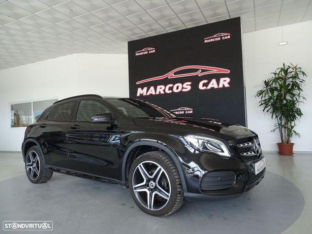 Mercedes-Benz GLA 200 CDi AMG Line