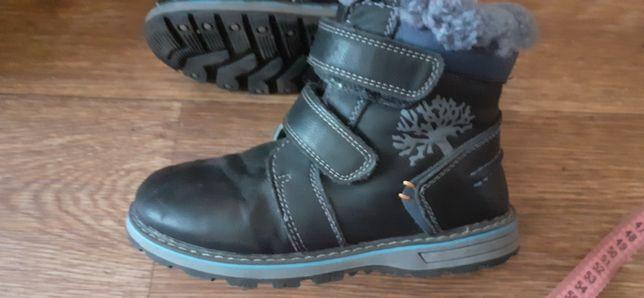 Ботинки зимнии мальчик
