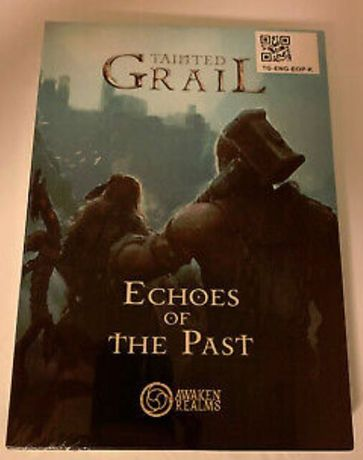 Tainted Grail - The Red Death+ Echos of the past +stretch goals