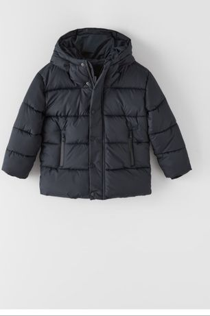Nowe zimowe kurtka zara r. 140