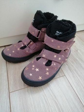 Buty zimowe roz. 35 Mrugała