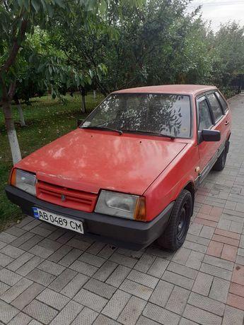 ВАЗ-2109, на ходу