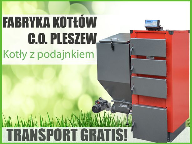 Kocioł Centralnego Ogrzewania 16 kW. ogrzewa 100 m2 transport GRATIS