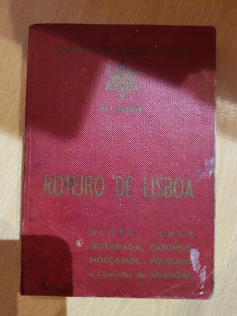 Antigo Roteiro de Lisboa da PSP