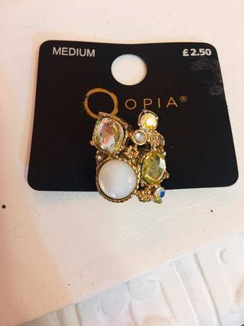 Atmosphere pierścionek opia